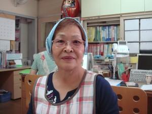 小江泰子さん